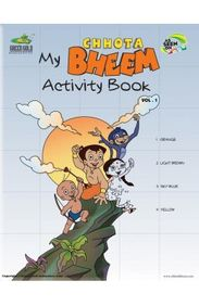 My Activity Book - Chhota Bheem Vol 1