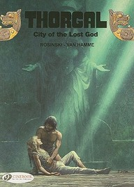 Thorgal Vol.6: City Of The Lost God