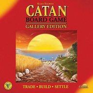 Catan Board Game - Gallery Edition