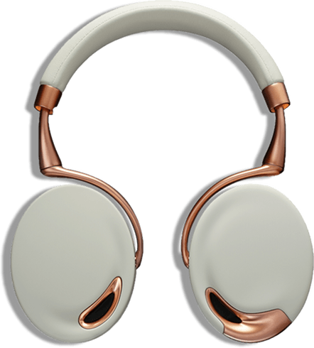 Parrot Zik wireless headphone (Rose Gold)