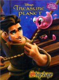 Treasure Planet  Shipshape (Super Coloring Book)