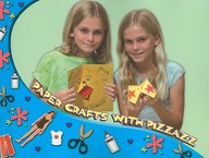 Paper Crafts With Pizzazz (Creative Crafts For Kids)