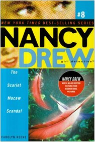 Scarlet Macaw Scandal (Nancy Drew)