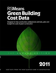 Green Building Cost Data (Means Green Building: Project Planning & Cost Estimating)