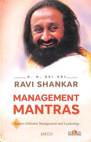 Management Mantras : Key To Effective Management &leadership