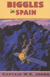 Biggles in Spain (Red Fox older fiction)