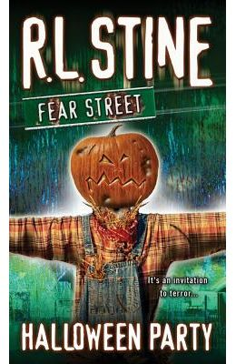 Halloween Party (Fear Street (Unnumbered Paperback))