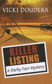 Killer Listing (Wheeler Large Print Cozy Mystery)