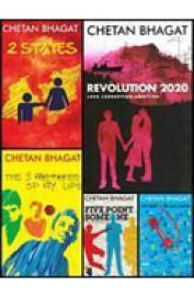 Chetan Bhagat Set of 5 Books