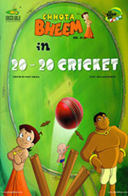 20-20 Cricket - Chhota Bheem Vol 21