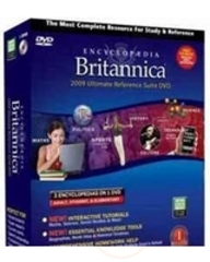 Encyclopaedia Britannica 2009 Ultimate Reference Suite