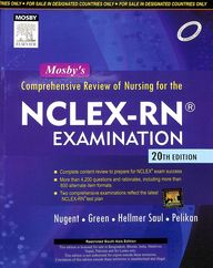 Mosby's Comprehensive Review Of Nursing For The Nclex-rn