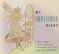 Fairy Invisible Diary