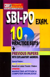 SBI PO Recruitment Exam Practice Sets with Previous Papers