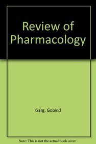 Review Of Pharmacology (With DVD)