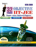 33 Years Chapter-wise IIT-JEE Objective Solved Papers (PCM) - 1978-2010