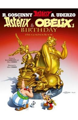 Asterix And Oblix's Birthdaythe Golden Book