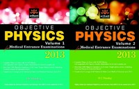 Objective Physics For Medical Entrance Examinations 2013 (Set of 2 Volumes) price comparison at Flipkart, Amazon, Crossword, Uread, Bookadda, Landmark, Homeshop18