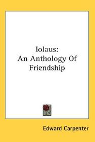 Iolaus: An Anthology of Friendship