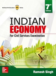 Indian Economy For Civil Services Exam