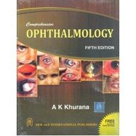 Comprehensive Ophthalmology 5/e (Incl. Supplement Review) Pb