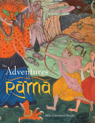 The Adventures Of Rama: With Illustrations From A Sixteenth-century Mughal Manuscript