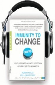 Immunity to change  (Audio Book)