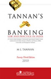 Tannan s Banking Law And Practice In India
