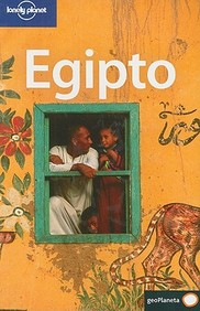 Lonely Planet Egipto