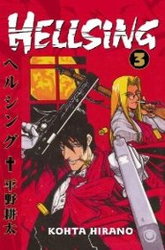 Hellsing, Volume 3