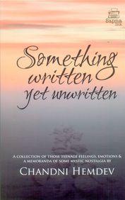 Something Written Yet Unwritten : Sip-015