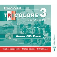 Encore Tricolore 3 Nouvelle Edition Audio Cd Pack: Audio Cd Pack Stage 3