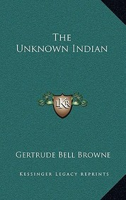 The Unknown Indian