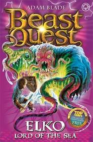 Elko Lord of the Sea (Beast Quest the New Age)