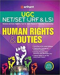 Human Rights Duties Ugc Net/Set/Jrf& Ls : Code D585