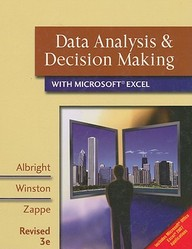 Data Analysis & Decision Making With Microsoft Excel [With Cdrom]