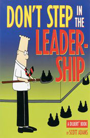 Don't Step In The Leadership:A Dilbert Book [Paperback] price comparison at Flipkart, Amazon, Crossword, Uread, Bookadda, Landmark, Homeshop18