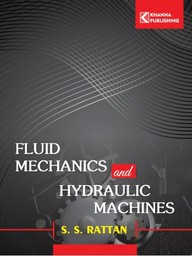 Fluid Mechanics And Hydraulic Machine, 1/E Pb