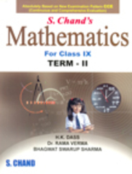 S.Chand's Mathematics For Class Ix Term -Ii
