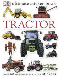 Tractor Ultimate Sticker Book (Ultimate Sticker Books)