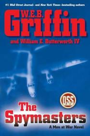 The Spymasters: A Men At War Novel