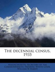 The decennial census, 1935