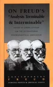 "On Freud's ""Analysis Terminable And Interminable"""