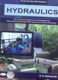 Hydraulics For 4th Sem Diploma In Civil Engineering
