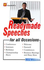 Readymade Speeches for All Occasions