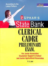 State Bank Clerical Cadre Preliminary Exam For     Junior Associates & Junior Agricultural Associ
