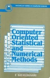 Computer Oriented Statistical And Numerical Methods