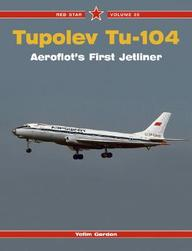Tupolev Tu-104 - Red Star, Volume 35