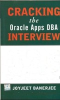 Cracking the Oracle Apps DBA Interview price comparison at Flipkart, Amazon, Crossword, Uread, Bookadda, Landmark, Homeshop18