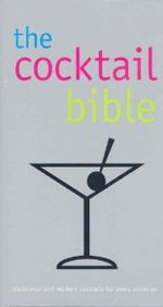 The Cocktail Bible (Silver)